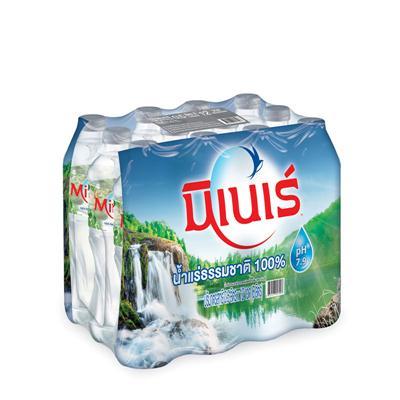 น้ำแร่ธรรมชาติ 500 มล. มิเนเร่