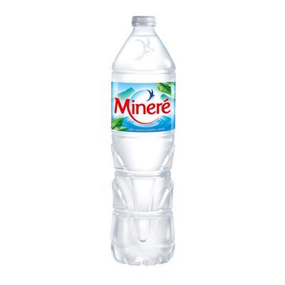 น้ำแร่ธรรมชาติ 1500 มล. มิเนเร่