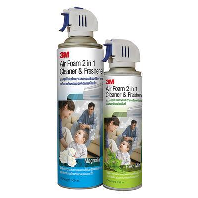 สเปรย์โฟมทำความสะอาดแอร์ กลิ่นแมกโนเลีย 3M XN002021410