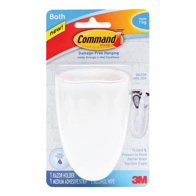 ที่วางแปรงสีฟัน Command BATH-16