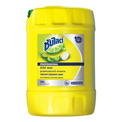 น้ำยาล้างจาน ซันไลต์ 20 ลิตร
