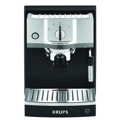 เครื่องชงกาแฟ ดำ Krups XP-5620