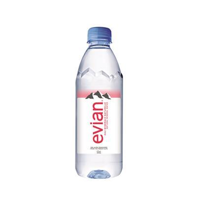 น้ำแร่ธรรมชาติ 500 มล. เอเวียง
