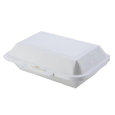 กล่องกระดาษขาว 600มล. (แพ็ค50ใบ) FEST PB004
