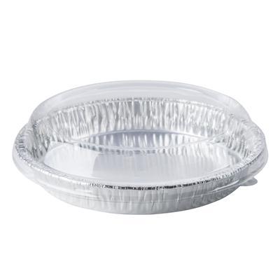 ถ้วยฟอยล์+ฝา (แพ็ค5ชิ้น) 17.3x2.8 cm. S&S 3007