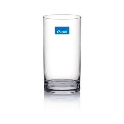 แก้วน้ำ ทรงกลม (กล่อง 6 ใบ) OCEAN B01210
