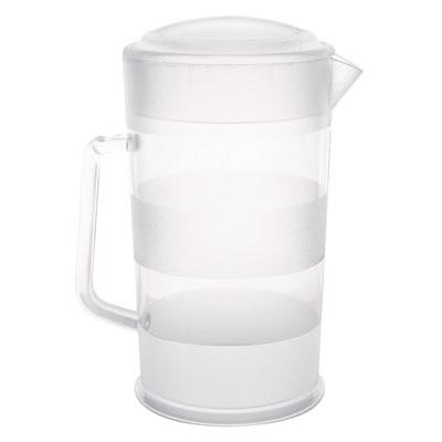 เหยือกน้ำพลาสติก (2 ลิตร) ใส สแตนดาร์ด O162