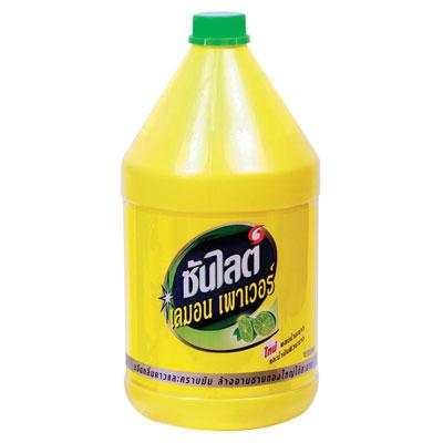 น้ำยาล้างจาน แกลลอน 3.6 ลิตร ซันไลต์