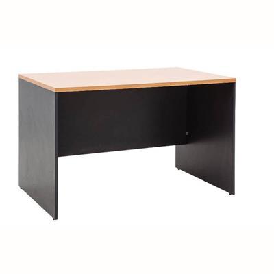 โต๊ะทำงาน บีช+เทาดำ เฟอร์ราเดค ST120