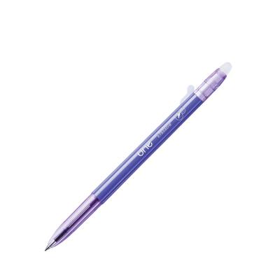 ปากกาเจลลบได้ 0.5 มม. ม่วง ONE GP179200