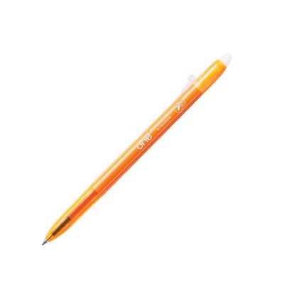 ปากกาเจลลบได้ 0.5 มม. ส้ม ONE GP179200