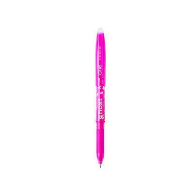 ปากกาหมึกเจลลบได้ 0.5 มม. ชมพู ONE Slim Ghost