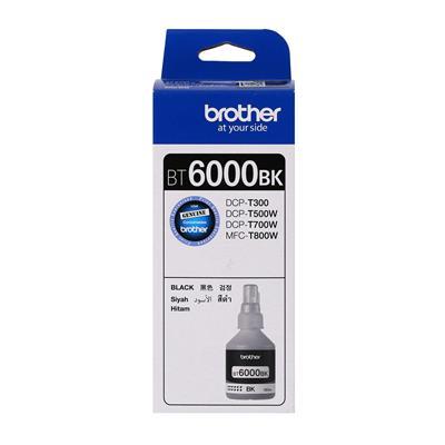 หมึกเติม สีดำ Brother BT-6000BK