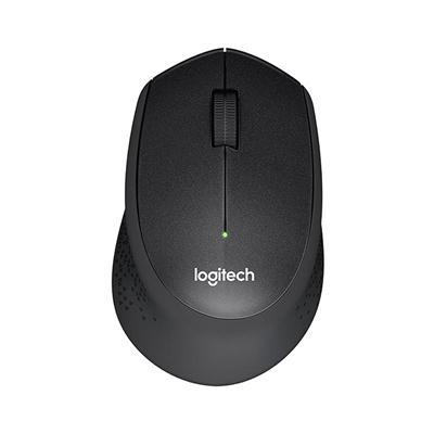 เมาส์ไร้สาย ดำ Logitech M331
