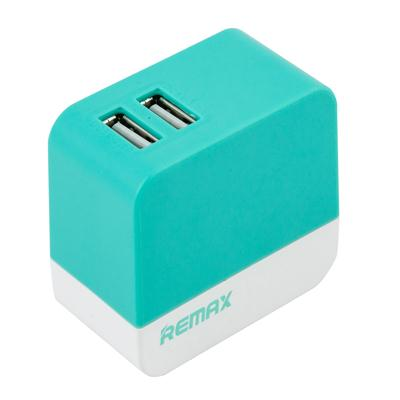 อะแดปเตอร์ เขียว Remax RM-6288