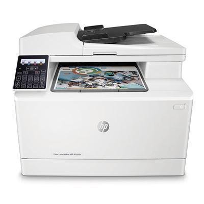 มัลติฟังก์ชั่นเลเซอร์ HP ColorLaserJetPro MFP M181fwขาว