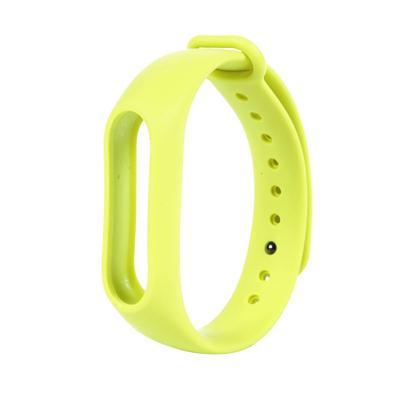 สายรัดข้อมือ สีเขียว Mi Band 2