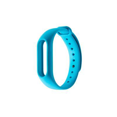 สายรัดข้อมือ สีฟ้า Mi Band 2