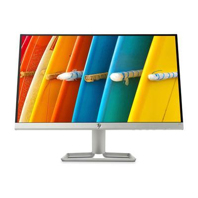 จอมอนิเตอร์ LED 21.5 นิ้ว สีขาว HP HP-LD-IPS-22F