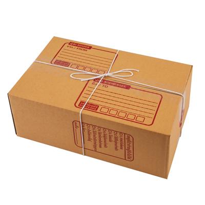 ชุดกล่องพัสดุ C 20x30x11 ซม. น้ำตาล AAA