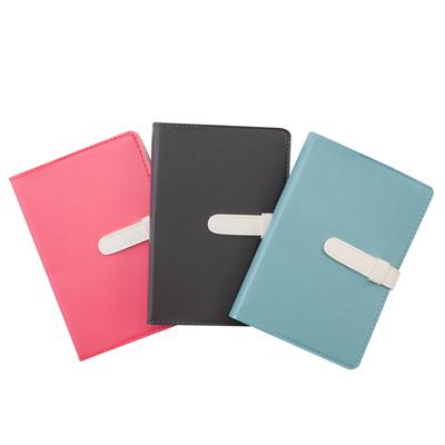 สมุตโน๊ต PVC คละสี อี-ไฟล์ CNB86