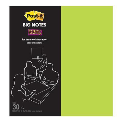 กระดาษโน้ต(ใหญ่) B16G 15x16