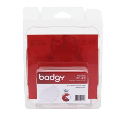 บัตรพลาสติก PVC 0.50มม. อีโวลิส
