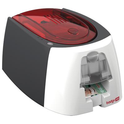 เครื่องพิมพ์บัตร อีโวลิส 100