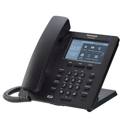 โทรศัพท์สำหรับตู้สาขา สีดำ Panasonic KX-HDV330XB