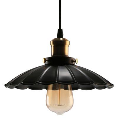 โคมไฟห้อยเพดาน ดำ EVE U550476