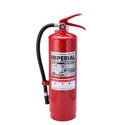 เครื่องดับเพลิงเคมีแห้ง 15 ปอนด์ แดง อิมพีเรียล