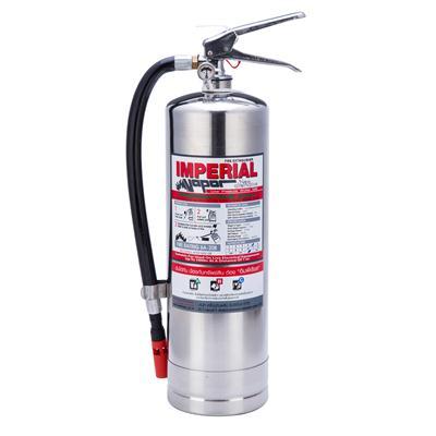 ถังดับเพลิงเคมีน้ำ 10 ปอนด์ อิมพีเรียล
