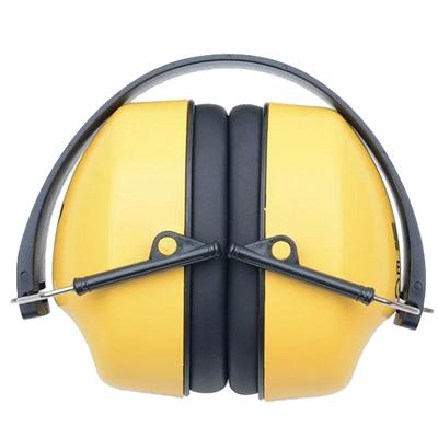 ที่ครอบหูลดเสียงพับเก็บได้ เหลือง-ดำ YAMADA EM301A
