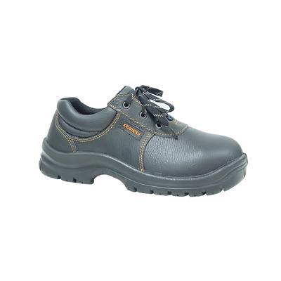 รองเท้านิรภัยหุ้มส้น เบอร์36 ดำ KRUSHERS UTAH