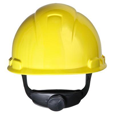 หมวกนิรภัย เหลือง 3M H702R