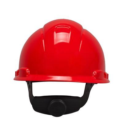 หมวกนิรภัย แดง 3M H705R