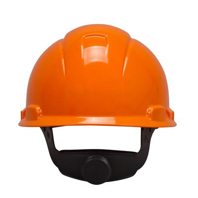 หมวกนิรภัย ส้ม 3M H706R