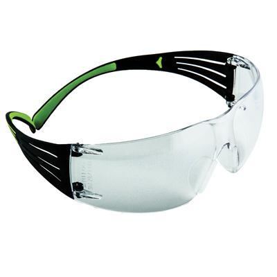 แว่นตานิรภัย เลนส์ใส 3M SF401AF