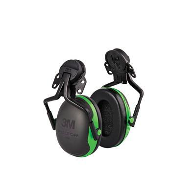 ที่ครอบหูลดเสียง ดำ-เขียว 3M X1P5ENRR 21