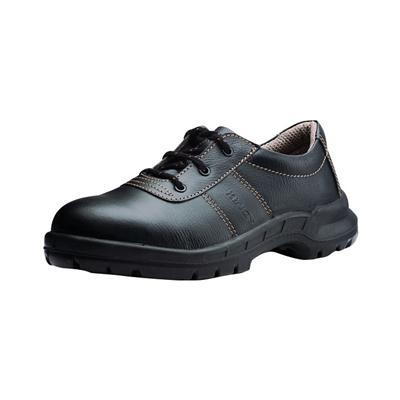 รองเท้าหุ้มส้นหัวเหล็ก No.10 ดำ KINGS KWS800X