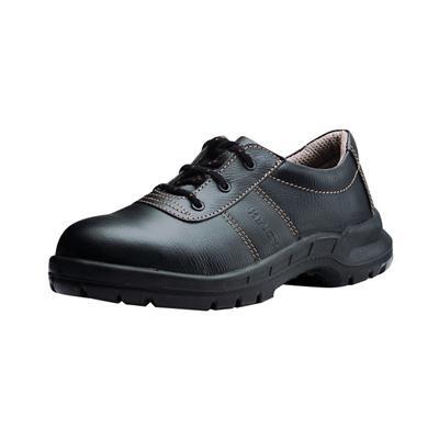 รองเท้าหุ้มส้นหัวเหล็กพื้นเหล็ก เบอร์3 ดำ KINGS KWS800
