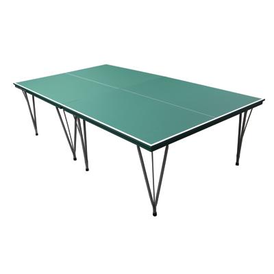 โต๊ะปิงปองขาเหล็กพับได้ FBT 53332