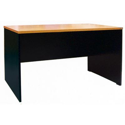 โต๊ะทำงาน เชอร์รี่-ดำ STB ST-120D