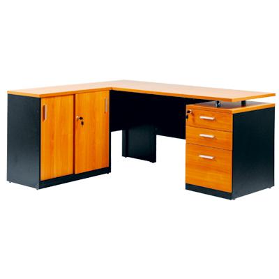 ชุดโต๊ะทำงาน MASS OSCAR SET/L