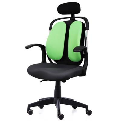 เก้าอี้เพื่อสุขภาพ เขียว เออร์โกเทรน Dual-03GFF