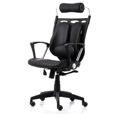 เก้าอี้เพื่อสุขภาพ ดำ เออร์โกเทรน Dual-05BPP