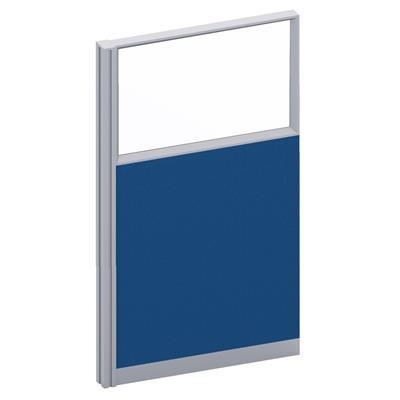 ฉากกั้นห้องครึ่งกระจกใส Sebel HG1-60180