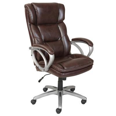 เก้าอี้ผู้บริหาร น้ำตาล เฟอร์ราเดค Parham