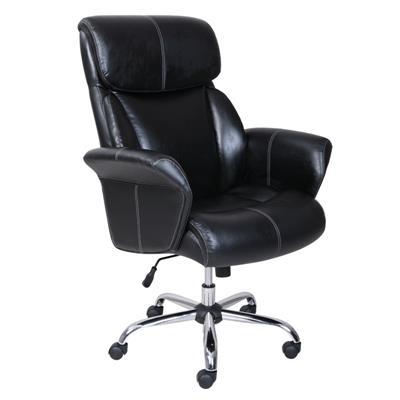 เก้าอี้ผู้บริหาร ดำ เฟอร์ราเดค Quinn