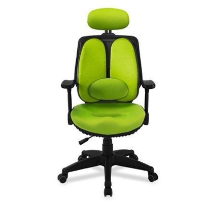 เก้าอี้เพื่อสุขภาพ เขียว เออร์โกเทรน Dual-06GFF